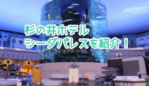 【杉乃井ホテル】シーダパレスは、まるで異国の地!一度は訪れたいオススメの会場